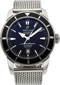 Timepieces:Wristwatch, Breitling SuperOcean Heritage 46 Automatic. ...