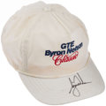 Autographs:Others, Tiger Woods Signed Byron Nelson Classic Hat. . ...