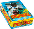 Baseball Cards:Unopened Packs/Display Boxes, 1979 O-Pee-Chee Baseball Wax Box With 36 Unopened Packs. ...