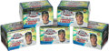 Baseball Cards:Unopened Packs/Display Boxes, 2000 Topps Chrome Traded Baseball Sealed Box Collection (5). ...