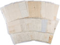 Miscellaneous, Union Soldier's Letter Archive of Private Hiram H. Almy, Company F, 23rd Regiment Massachusetts Volunteer Infantry. ...