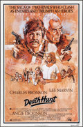"Movie Posters:Action, Death Hunt & Others Lot (20th Century Fox, 1981). One Sheets(3) (Approx. 27"" X 41"") John Solie Artwork. Action.. ... (Total: 3Items)"
