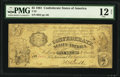 Confederate Notes:1861 Issues, T35 $5 1861 PF-1 Cr. 271 CC.. ...