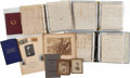 Miscellaneous, Maryland Infantry Soldier William Gibson Civil War Archive....