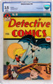 Detective Comics #48 (DC, 1941) CBCS VG- 3.5 Cream to off-white pages
