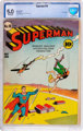 Superman #10 (DC, 1941) CBCS VG/FN 5.0 Off-white pages