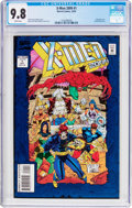 Modern Age (1980-Present):Superhero, X-Men 2099 #1 (Marvel, 1993) CGC NM/MT 9.8 White pages....