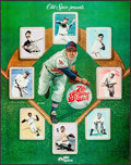 """Movie Posters:Sports, 7th Inning Stretch (NBC Sports, 1970s). Television Poster (22"""" X 28"""") Teresa Fasolino Artwork. Sports.. ..."""