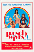 """Movie Posters:Adult, French Wives & Others Lot (1979). One Sheets (10) (25"""" X 38 & 27"""" X 41""""). Adult.. ... (Total: 10 Items)"""
