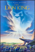 "Movie Posters:Animation, The Lion King (Buena Vista, 1994). Mini Poster (18.5"" X 27""). Animation.. ..."