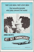 "Movie Posters:Sexploitation, Jet Set Swingers (Paragon, 1970). One Sheets (57) (27"" X 41"") White& Blue Styles. Sexploitation.. ... (Total: 57 Items)"
