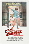 "Movie Posters:Bad Girl, The Concrete Jungle & Others Lot (Pentagon, 1982). One Sheets(10) (27"" X 41"" & 28"" X 40""). Bad Girl.. ... (Total: 10 Items)"