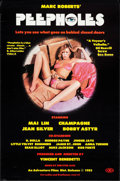 """Movie Posters:Adult, Peepholes (Adventure, 1982). One Sheets (32) Identical (27"""" X 41""""). Adult.. ... (Total: 32 Items)"""