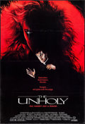 "Movie Posters:Horror, The Unholy & Others Lot (Vestron, 1988). One Sheets (10) (27"" X40"" & 27"" X 41""). Horror.. ... (Total: 10 Items)"