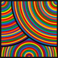 Fine Art - Work on Paper:Print, Sol LeWitt (1928-2007). Color Bands, set of eight, 2000.Linocuts in colors on Somerset Velvet paper. 24 x 24 inches (61...(Total: 8 Items)