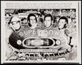 Football Collectibles:Photos, 1967 Vince Lombardi, Bart Starr, etc. Super Bowl I Original Wire Photograph....