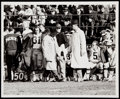 Football Collectibles:Photos, 1965 Vince Lombardi Original Photograph....