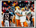 Football Collectibles:Photos, 1992 Brett Favre Original Photograph - Highly Significant Early Image! ...