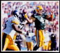 Football Collectibles:Photos, 1992 Brett Favre 1st Start of Record Streak Original Photograph - Highly Significant! ...