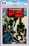 Bronze Age (1970-1979):Horror, The Witching Hour #11 (DC, 1970) CGC NM 9.4 White pages....