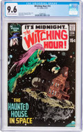 Bronze Age (1970-1979):Horror, The Witching Hour #14 (DC, 1971) CGC NM+ 9.6 Off-white to whitepages....