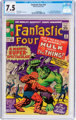 Fantastic Four #25 (Marvel, 1964) CGC VF- 7.5 Off-white to white pages