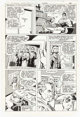 Curt Swan and Dave Hunt Superman #380 Story Page 13 Original Art (DC, 1983)