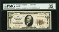 National Bank Notes:Virginia, Orange, VA - $10 1929 Ty. 1 The NB of Orange Ch. # 5438. ...