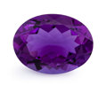 Gems:Faceted, Gemstone: Amethyst - 14.2 Cts.. Brazil. 15.1 x 20.06 x 8.43 mm. ...