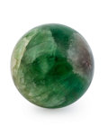 Lapidary Art:Eggs and Spheres, Green Fluorite Sphere. Madagascar. 2.75 inches (6.98 cm) indiameter. ...