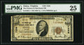 National Bank Notes:Virginia, Onley, VA - $10 1929 Ty. 1 The Farmers & Merchants NB Ch. #7258. ...