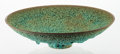 Ceramics & Porcelain, James Lovera (American, 1920-2015). Large Bowl, 1963. Glazed earthenware. 4-3/4 inches high x 17-1/2 inches diameter (12...