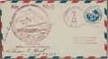 Autographs, Amelia Earhart Signed Flight Cover....