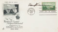 Autographs:U.S. Presidents, Harry S. Truman First Day Cover Signed ...