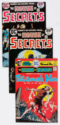 Bronze Age (1970-1979):Horror, House of Secrets Group of 44 (DC, 1973-78) Condition: AverageFN/VF.... (Total: 44 Comic Books)