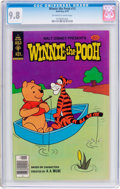 Bronze Age (1970-1979):Cartoon Character, Winnie the Pooh #13 (Gold Key, 1979) CGC NM/MT 9.8 Off-white towhite pages....