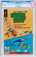 Bronze Age (1970-1979):Cartoon Character, Super Goof #53 (Gold Key, 1979) CGC NM/MT 9.8 Off-white to whitepages....