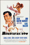 """Movie Posters:Action, Murderers' Row (Columbia, 1966). One Sheet (27"""" X 41"""") RobertMcGinnis Artwork. Action.. ..."""