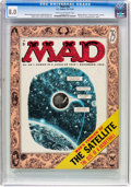 Magazines:Mad, MAD #26 (EC, 1955) CGC VF 8.0 Cream to off-white pages....