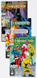 Modern Age (1980-Present):Miscellaneous, Marvel Modern Age Long Box Group (Marvel, 1980s-2000s) Condition: Average VF/NM....
