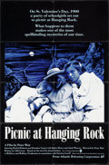 """Movie Posters:Mystery, Picnic at Hanging Rock (Atlantic Releasing, 1979). First U.S.Release One Sheet (27"""" X 41""""). Mystery.. ..."""