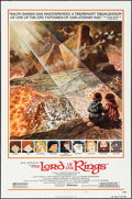"""Movie Posters:Animation, The Lord of the Rings (United Artists, 1978). One Sheet (27"""" X 41"""")Style B, Tom Jung Artwork. Animation.. ..."""