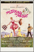 "Movie Posters:Academy Award Winners, The Sound of Music (20th Century Fox, 1965). One Sheet (27"" X 41"")Academy Award Style, Howard Terpning Artwork. Academy Awa..."