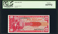 Military Payment Certificates:Series 661, Series 661 $10 PCGS Gem New 66PPQ.. ...