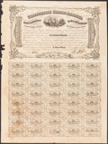 Confederate Notes:Group Lots, Ball 385 Cr. 167 $500 1864.. ...