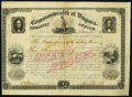 Obsoletes By State:Virginia, Richmond, VA- Commonwealth of Virginia $3000 Bond January 29, 1861 Cr. 61A. ...