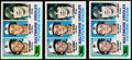 Baseball Cards:Sets, 1982 Topps Baseball Near Set (790/792) with Two Extra Cal Ripken Jr. Rookie Cards. ...