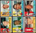 Baseball Cards:Sets, 1960 Topps Baseball Partial Set (294/572). . ...