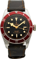 Timepieces:Wristwatch, Tudor Heritage Black Bay ref. 79220R Steel Automatic. ...