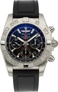 Timepieces:Wristwatch, Breitling Chronomat 44 Flying Fish Automatic. ...